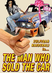 Poster: The Man Who Sold the Car